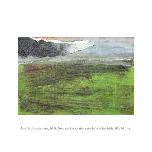 True Landscapes - Víctor Alba