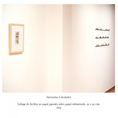 Horizontes calculados - Víctor Alba